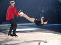 Glenn Anderson and Isabelle Brasseur perform at the Season Premiere of CBC Television's BATTLE OF THE BLADES at Toronto's historic Maple Leaf Gardens.(Handout photo CBC/ Insight)